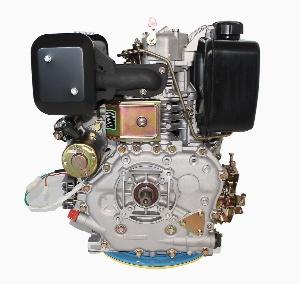 Дизельный двигатель Grnwelt GW186FВE