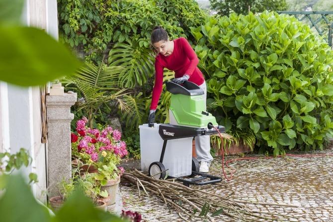 Садовый измельчитель как выбрать