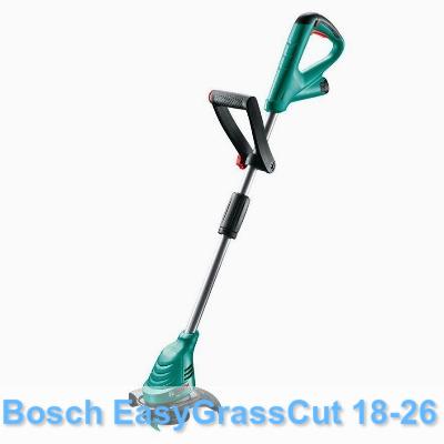 Триммер Bosch EasyGrassCut 18-26