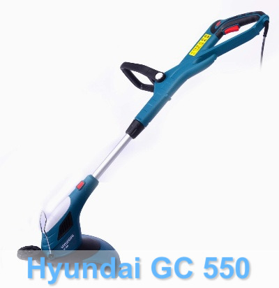 Триммер Hyundai GC 550